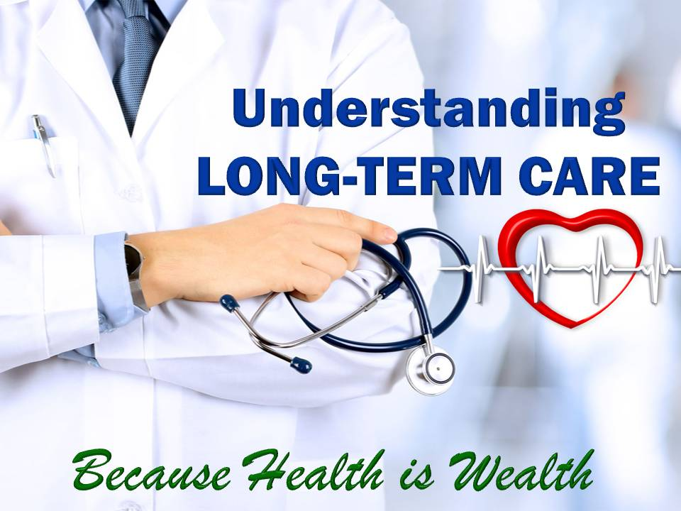 understanding long term healthcare financial literacy advocacy group